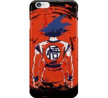 Japan Saiyan iPhone Case/Skin