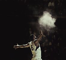Lebron James by nromaneschi