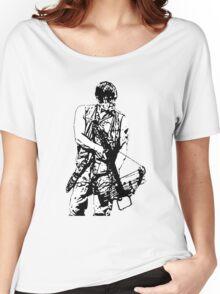 Daryl Dixon Walking Dead  Women's Relaxed Fit T-Shirt