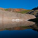 The Reflection of Wrights Lake by Roschetzky