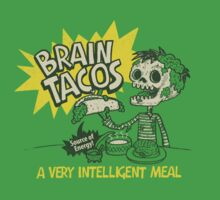 Brain Tacos One Piece - Short Sleeve