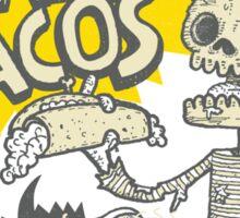 Brain Tacos Sticker