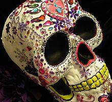 My Skull Art..... by Rita  H. Ireland