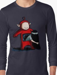 Teletubbies - The Ring Long Sleeve T-Shirt