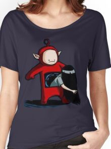 Teletubbies - The Ring Women's Relaxed Fit T-Shirt