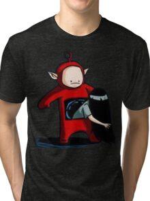 Teletubbies - The Ring Tri-blend T-Shirt