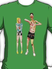 NINJA & YOLANDI -- DIE ANTWOORD -- CARTOON T-Shirt