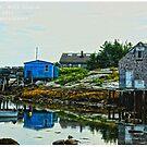 Prospect Bay, Nova Scotia by lisabella