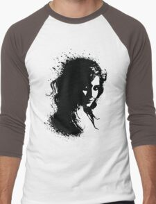 Portrait Men's Baseball ¾ T-Shirt