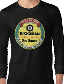 Soy Sauce Long Sleeve T-Shirt