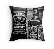 JD it is. Throw Pillow