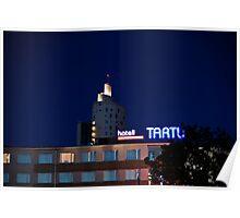 Hotel Tart. Poster