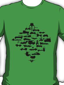 Oldschool Transportation T-Shirt