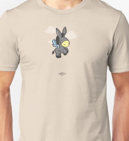 Flying Burrito Unisex T-Shirt