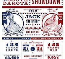 "SoDak Showdown ""South Dakota Fan"" by SoDak Showdown"