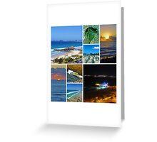 Currumbin Beach Greeting Card