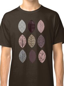 Nature Inspired Leaves  Classic T-Shirt