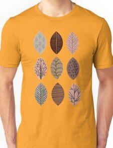Nature Inspired Leaves  Unisex T-Shirt