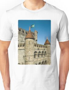 Gravensteen Castle Unisex T-Shirt
