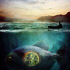 Something Fishy by Kim Slater
