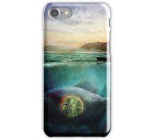 Something Fishy iPhone Case/Skin