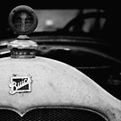 Buick in Black & White  by Rachel Counts