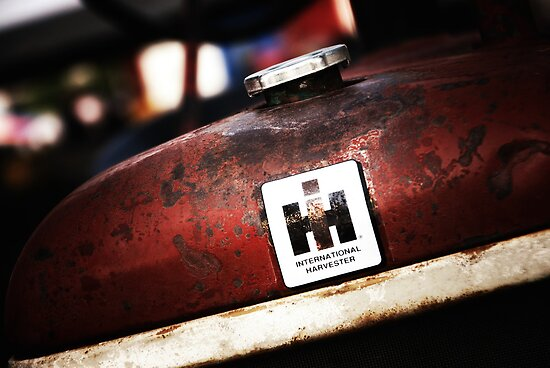 International Harvester: In the Rust  by Rachel Counts