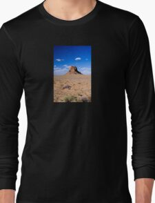 New Mexico Butte Long Sleeve T-Shirt