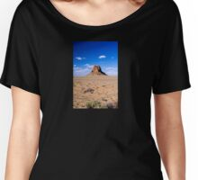 New Mexico Butte Women's Relaxed Fit T-Shirt