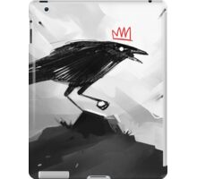 The Crow King II iPad Case/Skin