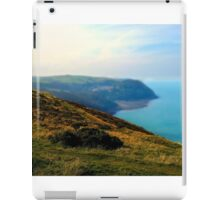Hills by the Sea iPad Case/Skin