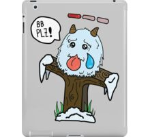 Poro Ward iPad Case/Skin
