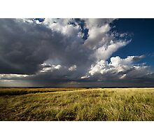 Wide Open Spaces Photographic Print