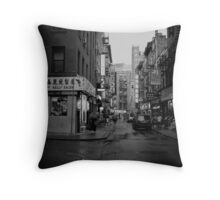 On Rainy Nights Like These... Throw Pillow