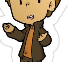 Little Professor Layton Sticker