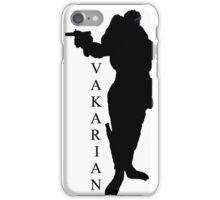 Garrus Vakarian (Words) iPhone Case/Skin