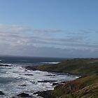 Coastal View by Melanie  Barker