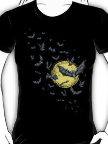 Bat Swarm (Shirt) T-Shirt