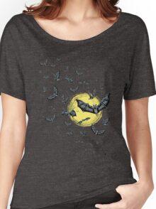 Bat Swarm (Shirt) Women's Relaxed Fit T-Shirt