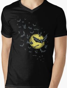 Bat Swarm (Shirt) Mens V-Neck T-Shirt