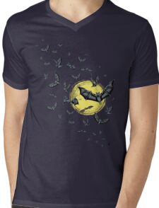 Bat Swarm (Shirt) Mens V-Neck T-Shirt