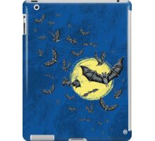 Bat Swarm (Shirt) iPad Case/Skin