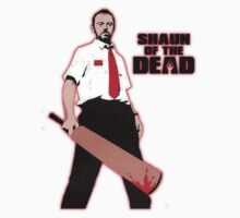 Shaun of the Dead by gleekgirl