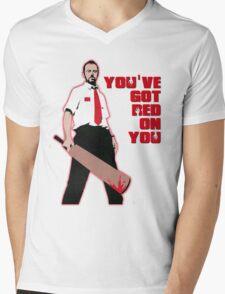 You've Got Red On You Mens V-Neck T-Shirt