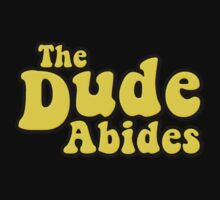 The Dude Abides One Piece - Long Sleeve