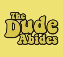 The Dude Abides Kids Clothes