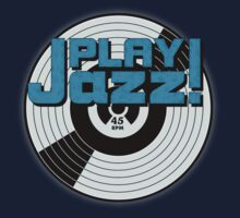Play Jazz Kids Tee