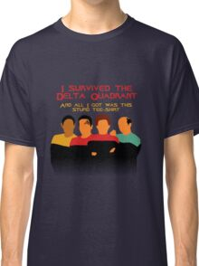 Voyages in the Delta Quadrant Classic T-Shirt