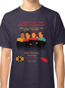 Delta Quadrant Vacations Classic T-Shirt