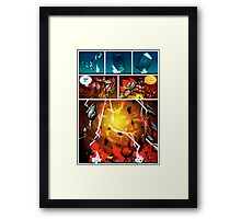 Part 40 - ENDGAME - Clearing the Board Framed Print